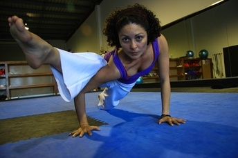 Nubia Yoga Teacher
